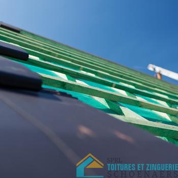 Toitures et Zinguerie Schoenaers - Toiture